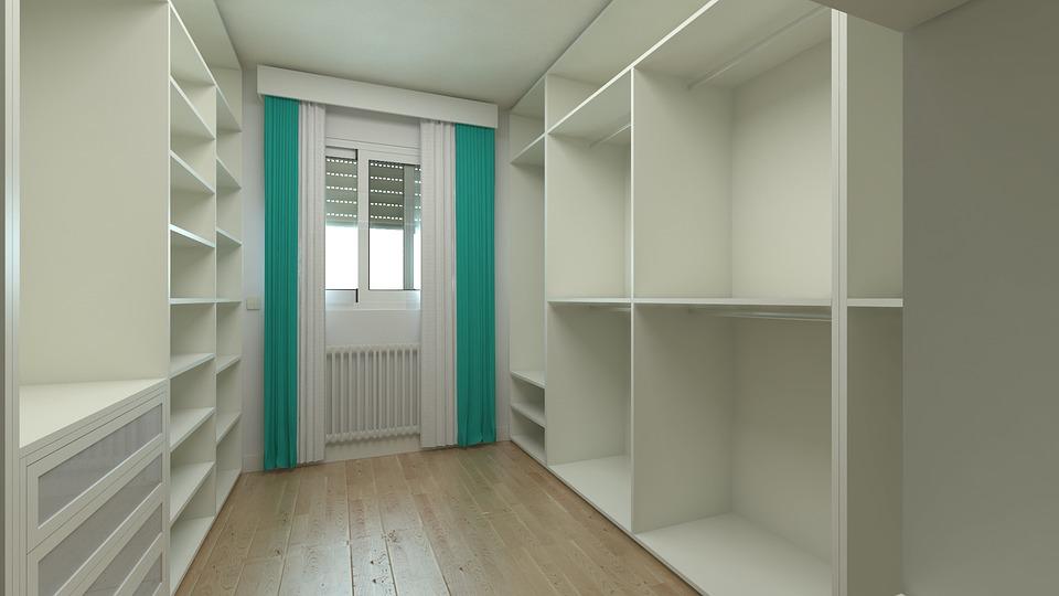 Garderoba w mieszkaniu – nie tylko na ubrania i bieliznę